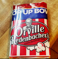 Orville Redenbacher's Gourmet Microwavable Popcorn Movie Theater Butter uploaded by Evelyn W.
