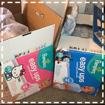Photo of Pampers® Easy Ups™ uploaded by Mey S.