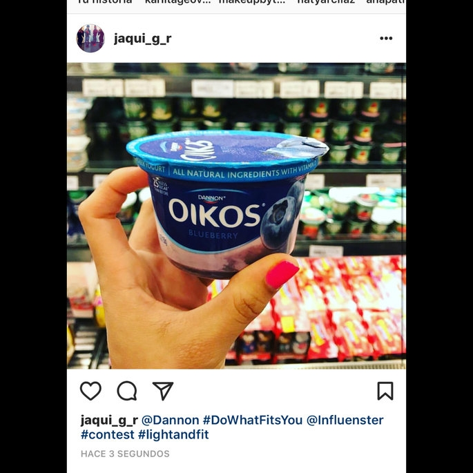 Dannon® Light & Fit Greek Yogurt uploaded by Jaquelin R.