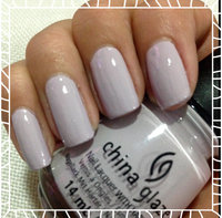(3 Pack) CHINA GLAZE Nail Lacquer with Nail Hardner 2 - Light As Air uploaded by Diana M.