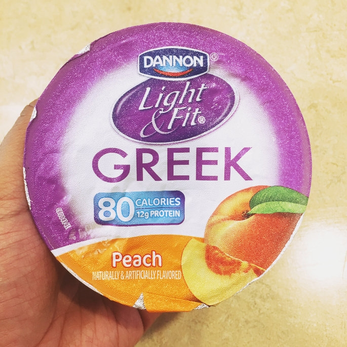 Dannon® Light & Fit Greek Yogurt uploaded by Lika C.