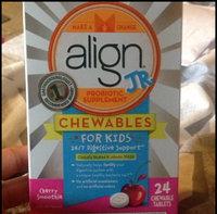 Bifantis Align Jr. Probiotic Supplement for Kids 24ct Cherry Chewables uploaded by Carol C.