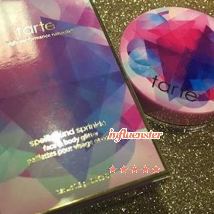 tarte Make Believe In Yourself: Spellbound Sprinkle Face & Body Glitter uploaded by Melissa J.