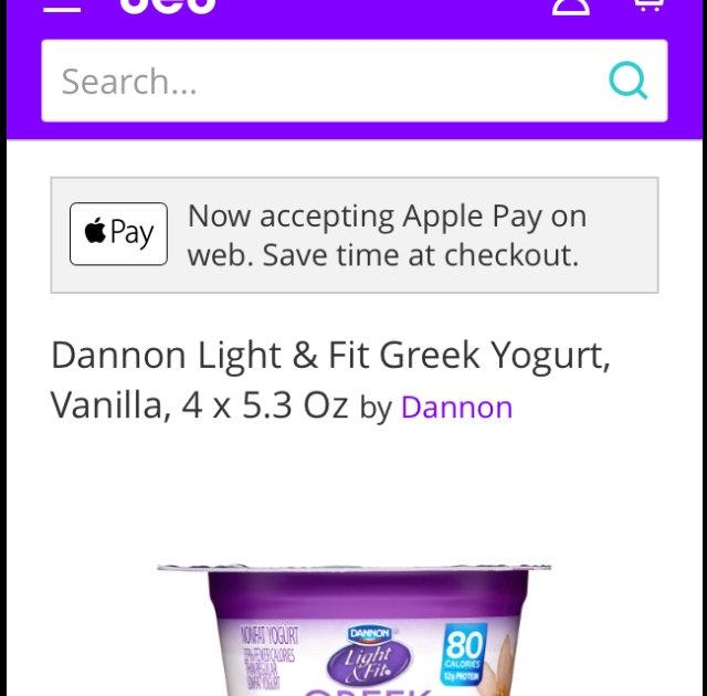 Dannon® Light & Fit Greek Yogurt uploaded by Tina B.