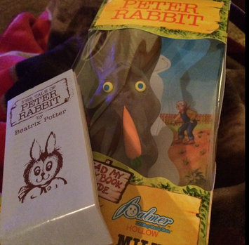 Palmer Peter Rabbit Hollow Milk Chocolate uploaded by Carlie F.