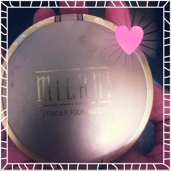 Milani Even-Touch Powder Foundation uploaded by Grace A.