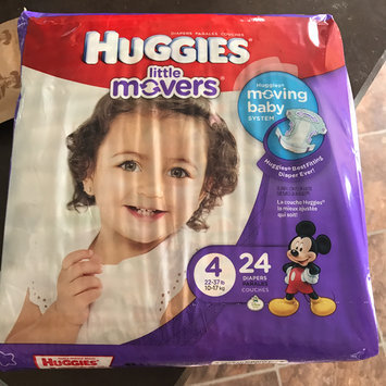 Huggies® Little Movers Diapers uploaded by Jess N.