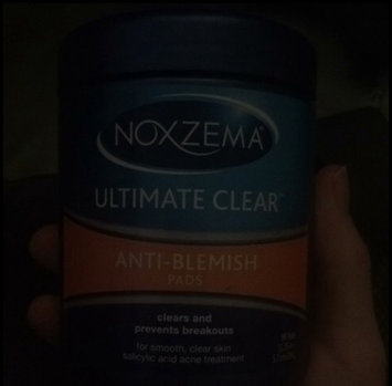 Photo of Noxzema Ultimate Clear Anti-Blemish Pads uploaded by Abby D.