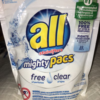All Mighty Pacs Free & Clear 22ct uploaded by Kearston W.