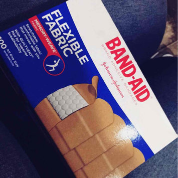 Photo of Band-Aid Flexible Fabric Bandages uploaded by Paige M.