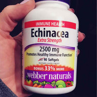Webber Naturals Echinacea Extra Strength 2500mg, 90 ea uploaded by Paige ..