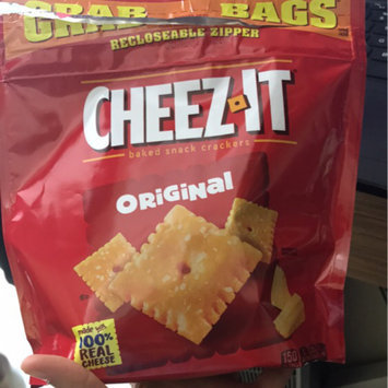 Cheez-It® Original Baked Snack Crackers uploaded by Leidy Z.
