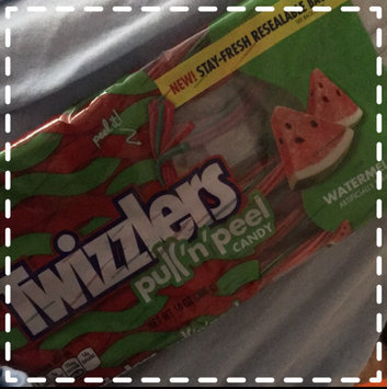 Twizzlers Pull 'n' Peel® Watermelon Candy uploaded by Kirstie F.