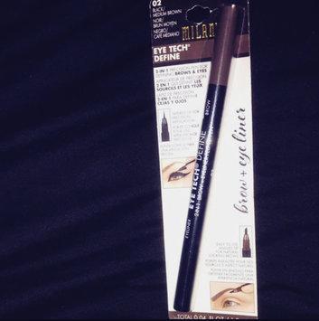 Photo of Milani Eye Tech Define 2-In-1 Brow + Eyeliner Felt Tip Pen uploaded by Gabrielle H.