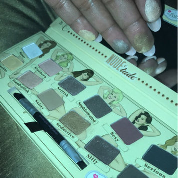 The Balm Nude'tude Palette uploaded by Cici D.
