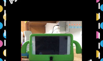 Photo of Speck iGuy case for iPad Mini - Blue (SPK-A2019) uploaded by Veronica M.