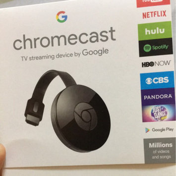 Chromecast uploaded by O V.