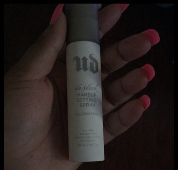 Urban Decay De-Slick Makeup Setting Spray uploaded by Audreyanna W.