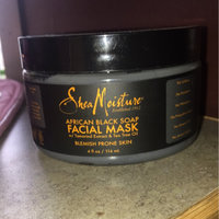 SheaMoisture African Black Soap Problem Skin Facial Mask uploaded by Tashiana A.