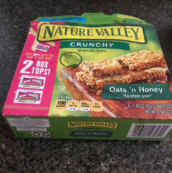 Photo of Nature Valley™ Oats 'n Honey Crunchy Granola Bars uploaded by Patty C.