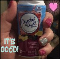 Crystal Light Blackberry Lemonade Liquid Drink Mix uploaded by Alisha H.
