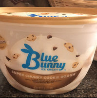 Blue Bunny Ice Cream Super Chunky Cookie Dough uploaded by Patty C.