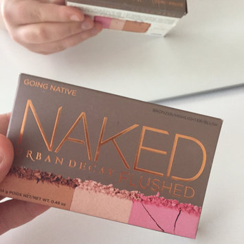 Urban Decay Naked Flushed uploaded by Neviah s.