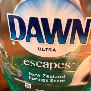 Dawn® Ultra Escapes™ Fuji Cherry Blossom Scent Dishwashing Liquid 28 fl. oz. Plastic Bottle uploaded by Teresa C.