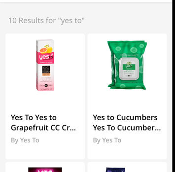 Yes to Cucumbers Yes To Cucumbers Face Cleanser Towelettes - 2 Pack uploaded by Stephanie D.