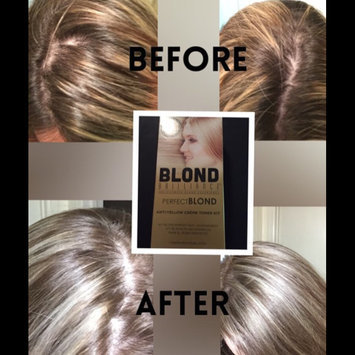 Photo of Blond Brilliance Perfect Blond Anti Yellow Kit uploaded by Southern M.