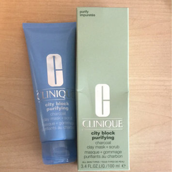 Photo of Clinique City Block Purifying™ Charcoal Clay Mask + Scrub uploaded by Rachel M.