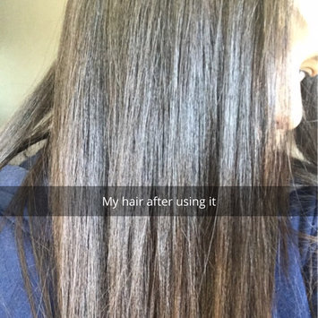 Photo of OGX Brazilian Keratin Therapy 30 Day Smoothing Hair Treatment uploaded by gabriela D.