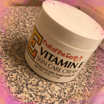Photo of Fruit of the Earth Vitamin E Skin Care Cream uploaded by Caitlin A.