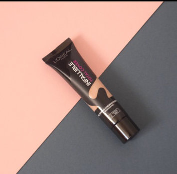 L'Oreal Infallible Total Cover Foundation uploaded by Becky H.