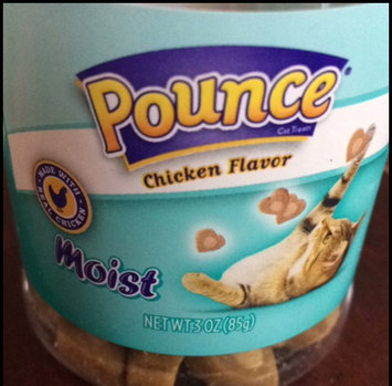 Photo of Pounce Cat Treats uploaded by Carlie F.