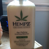 Hempz Age Defying Herbal Body Moisturizer uploaded by Marissa L.