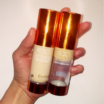 EX1 Cosmetics Invisiwear Liquid Foundation (30ml) (Various Shades) uploaded by cristina m.
