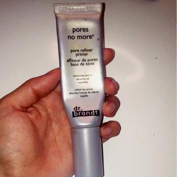 Dr. Brandt pores no more® pore refiner primer uploaded by cristina m.