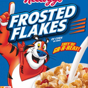 Kellogg's Frosted Flakes Cereal uploaded by Tabatha W.