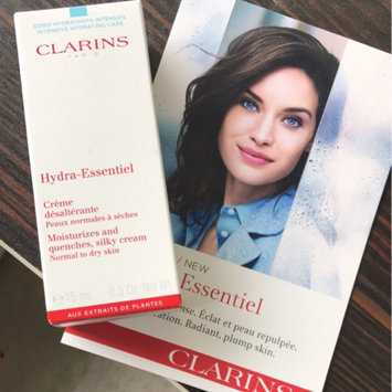 Photo of Clarins Hydra-Essentiel Silky Cream For Normal To Dry Skin uploaded by Cindy P.
