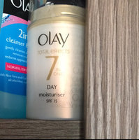 Olay - Olay Total Effects 7 In One Day Cream Normal SPF 15 50g uploaded by Jackie C.