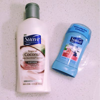 Suave® Sweet Pea & Violet Invisible Solid Anti-Perspirant Deodorant uploaded by Alexandra R.