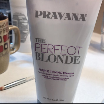 Photo of Pravana The Perfect Blonde Masque uploaded by Diana D.