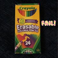 Crayola Erasable Colored Pencils, 12-Color Set uploaded by Gemini M.