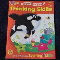 Trend Enterprises T-94235 Wipe Off Book Thinking Skills uploaded by Gemini M.