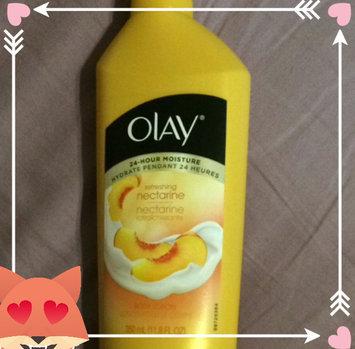 Photo of Olay Body Lotion Refreshing Nectarine uploaded by Mona S.