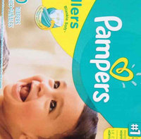 Pampers Swaddlers Sesame Street Diapers Size 4 - 70 CT uploaded by Mallory R.