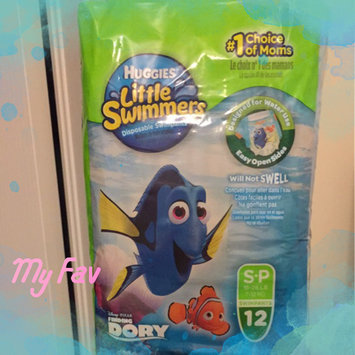 Photo of Huggies® Little Swimmers Diapers uploaded by Tina N.