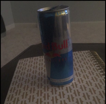 Red Bull Sugarfree Energy Drink uploaded by Whitney Z.
