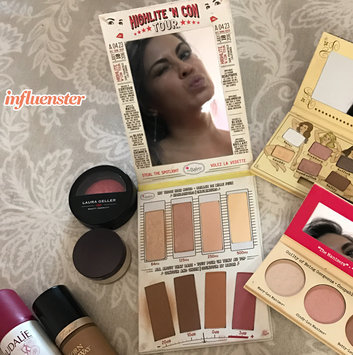 the Balm Highlite 'N Con Tour Palette uploaded by Gabriela A.